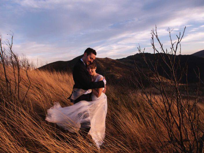 Plener Ślubny- Huraganowy Wiatr – Bukowe Berdo – Bieszczady